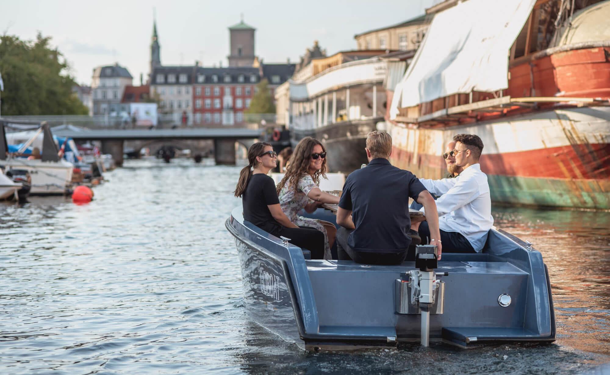 bådtur i københavn